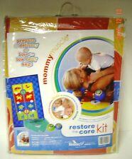 MOMMY Muscle RESTORE The CORE KIT Lose BELLY Mat Balls DVD Prenatal POSTNATAL
