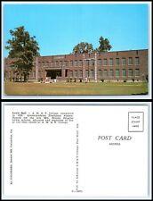 GEORGIA Postcard - A. M & N. College, Lewis Hall N9