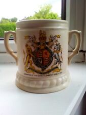 1953 Brentleigh Coronation Queen Elizabeth Ii Loving Cup mug