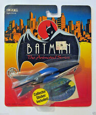 ERTL Batboat from Batman The Animated Series Die Cast from 1993, New on Card