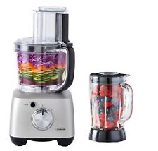 Sunbeam LC6500 Multi Processor Plus Food Processor & Blender + 14 amazing uses!