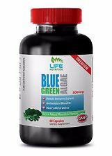 Stem Cell - Organic Blue Green Algae From Klamath Lake 500mg -  Supplements 1B
