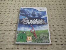 Xenoblade Chronicles senza istruzioni per Nintendo Wii e Wii U * OVP *