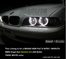 MTEC Ver.3.0 CREE LED Angel Eye Bulbs BMW E39 5 Series 2001-2003