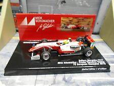F3 Formel 3 DALLARA Mercedes F317 Champion Premat M. Schumacher Minichamps 1:43