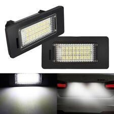 LED License Number Plate Light Lamp Bulbs BMW E39 E60 E82 E70 E90 E92 X3 X5 X6
