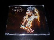 CD Single Avril Lavigne - We Are Warriors /// 2020 Brazil