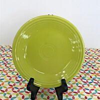 Fiestaware Lemongrass Salad Plate Fiesta Green 7 1/4 inch Small Plate