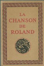 LA CHANSON DE ROLAND - EDITIONS PIAZZA - CHANSON DE GESTE XIe SIECLE