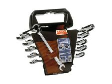 Bahco 1RM/SH6 6 chiavi combinate a cricchetto Set of 6 ratchet combi
