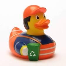 Duckshop I Müllmann Badeente Quietscheente L 7 5 Cm