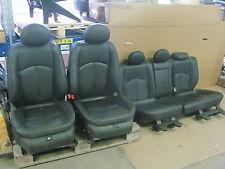ASIENTO CUERO NEGRO MERCEDES W211 S211 FAMILIAR/interior de cuero Eléctr shz