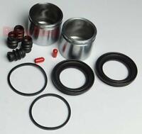 FRONT L & R Brake Caliper Repair Kit +Pistons for VOLVO 940 & 960 (BRKP106)