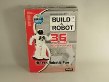 Vintage Silverlit Electronics Build A Robot 36 Programable Actions 2007