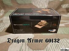 #121 Dragon Armor 60132 Tiger I late production w/Zimmerit, s.pz.abt.101 1:72