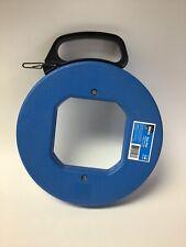 Ideal 31-033 Tape Pak Fish Tape - 50 Foot - Plastic Reel and Winder- LL4