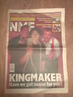NME MAGAZINE / NEWSPAPER JANUARY 11 1992 KINGMAKER MICHAEL JACKSON THERAPY