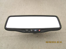09 - 12 CHEVY TRAVERSE LS LT LTZ REAR VIEW MIRROR BACK UP CAMERA SCREEN DISPLAY