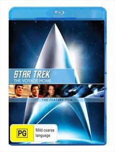 Star Trek 04 - The Voyage Home Blu-ray