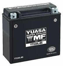 Yuasa Maintenance Free Battery  YTX14L-BS