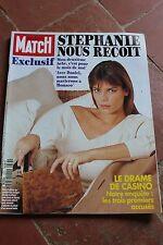 paris match 2333 du 10 fevrier 1994 stephanie de monaco stallone becker muti