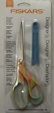 "Fiskars 195512 8"" Designer Scissors With Sheath"