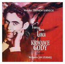 Garcia Lorka - Bodas De Sangre / Blood Wedding Polish Musical CD (2013)