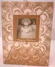 "Margaret Furlong 4"" Garland Sea Shell Angel 1995 Christmas Ornament, Box"
