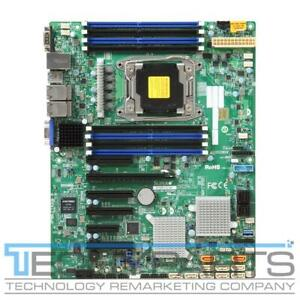 Supermicro X10SRH-CLN4F Intel C612 E5-1600v3/4 LGA2011-3 DDR4 ATX Motherboard