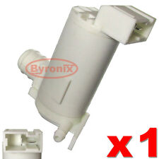 FRONT WASHER PUMP WINSCREEN WATER WINDOW SINGLE OUTLET FOR NISSAN X-TRAIL