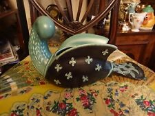 Rare and Large Retro 1950s Scandi Style Beswick Dove by Kathi Urbach 1555