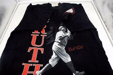 1994 BABE RUTH SIGNATURE SERIES NEW YORK YANKEES LIMITED EDITION T-SHIRT SIZE: L