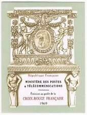 Frankrijk booklet postfris 1969 MHN 1692-1693 - Rode Kruis / Red Cross (K023)