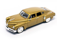 New In Box 1/43 Scale Road Signature Deluxe Diecast  1948 Tucker Torpedo