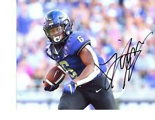 Darius Anderson Tcu Horned Frogs signed autographed 8x10 football photo