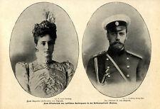 Der Zar und die Zarin Osterbesuch des russischen Kaiserpaars in Moskau 1900