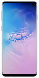 Samsung Galaxy S10 SM-G973U - 128GB - Prism Blue (Unlocked) (Single SIM)