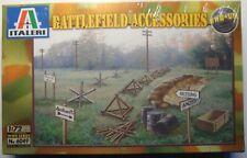 Battlefield accessories - Italeri 1/72