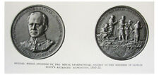 1913 Captain Scott - PERILOUS BRITISH ANTARCTIC EXPEDITION - Medals - 12