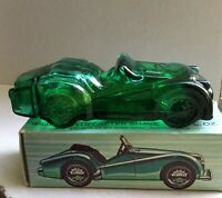 Vintage Collectible Avon,' 56 Triumph, TR 3, Wild Country Aftershave