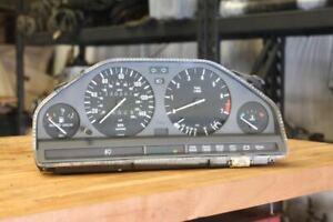 BMW E30 325i 325ix 318i tested Instrument Gauge Cluster Tach Speedo new gear 262