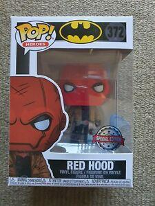 Batman Red Hood 372 Funko