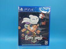 jeu video neuf sony ps4 neuf USA limited run #59 flint hook