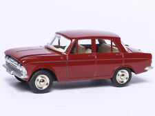 1/43 ATLAS DINKY TOYS 1410 MOSKVITCH 408 ALLOY DIECAST CAR MODEL COLLECTION
