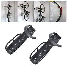 2X Bike Rack Hook Storage Steel Mounted Wall Hanger Hanging Stand Bicycle Holder
