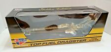 Car Quest IHRA Top Fuel Dragster Golden Edition First Gear 1:25 Scale - NEW
