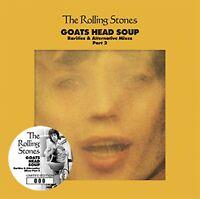 The Rolling Stones Goats Head Soup Rarities & Alternative Mixes Part 2 2CD Rock