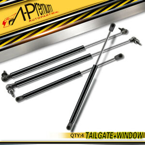Rear Window & Tailgate Gas Struts for Jeep Grand Cherokee WH WK 2005-2010