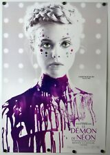 Neon Demon - original movie poster - 27x39 - FR Canadian