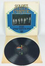 The Inspirations: Golden Street Parade - 1975 Vinyl LP Canaan Records CAS-9779